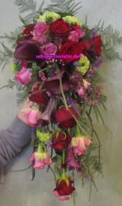Hochzeitsstrauß Calla